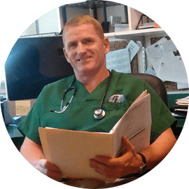 James McKiernan veterinary doctor