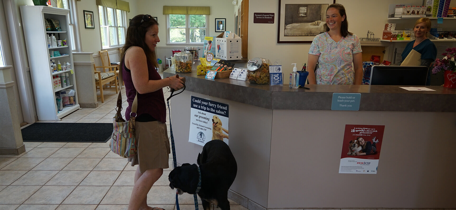 full service veterinary clinic durham new hampshire