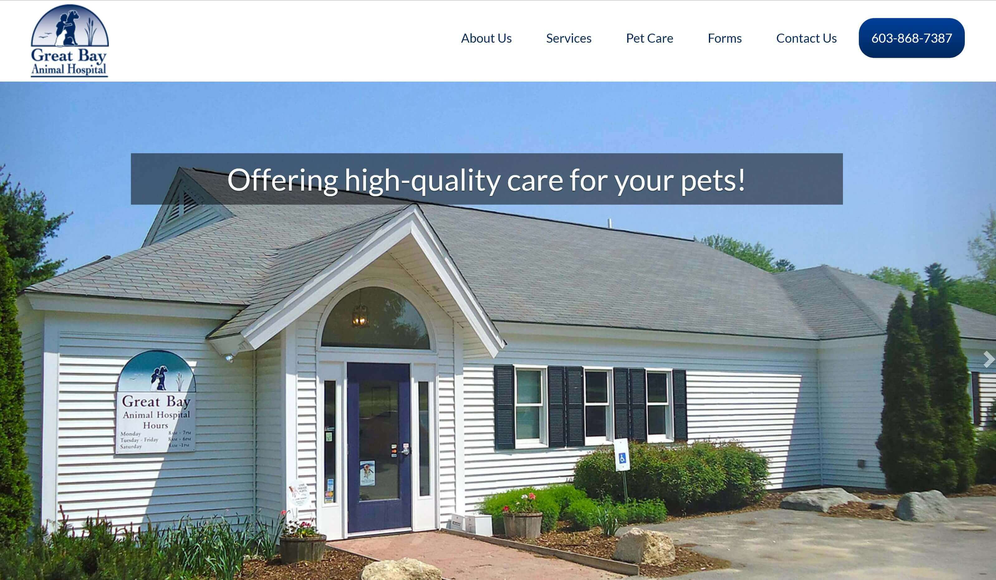 Great Bay Animal Hospital | Durham NH